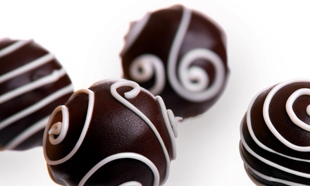 One or Two Dozen Cake Pops from Nancy's Cake Pops (Up to 58% Off)