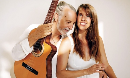 Deva Premal & Miten with Manose and Friends on Saturday, September 13, at 7 p.m. (Up to 30% Off)