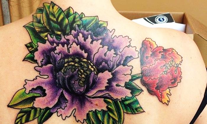 Bonnie at Vivid Tattoo - Vivid Tattoo: Tattooing Services with Bonnie at Vivid Tattoo (Up to 67% Off). Two Options Available.