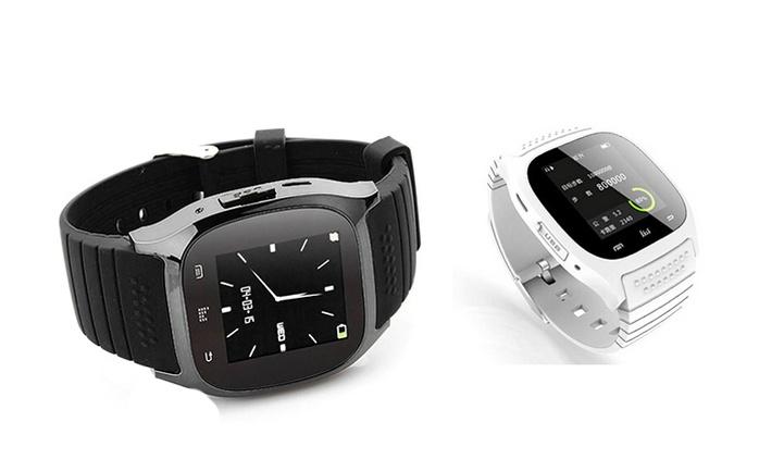 שעון יד חכם, תומך Apple ו-Android, הכולל מענה לשיחות, צילום תמונות ועוד מגוון יישומים ותכונות