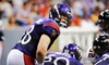 New Orleans VooDoo - Central Business District: Two Tickets to See the New Orleans VooDoo at New Orleans Arena. Six Options Available.