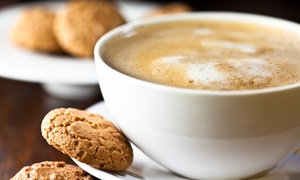 Carma Coffee: Cafe Fare at Carma Coffee (Up to 44% Off). Two Options Available.
