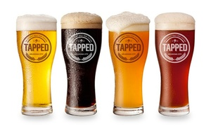 Tapped: TAPPED: The Ultimate Beer Festival on Saturday, July 2, at 1 p.m. or 6:30 p.m.