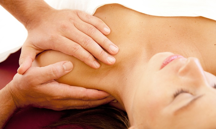 Gina Mia at Salon on the Plaza - Northwest Oklahoma City: One, Two or Three Reflexology Sessions with Facial with Gina Mia at Salon on the Plaza (Up to 56% Off)