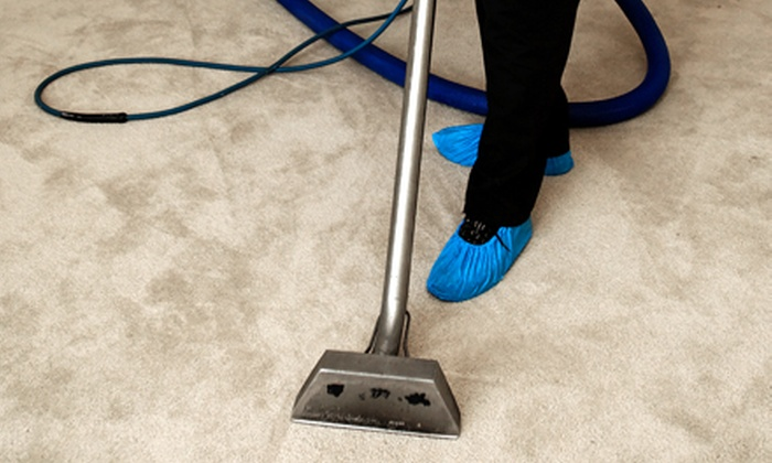 Atlantic Oceans Inc. - Atlantic Oceans Inc.: $49 for a Five-Room Carpet Steam Cleaning from Atlantic Oceans Inc. ($99.99 Value)