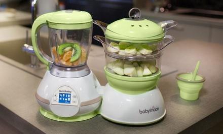 Babymoov Nutribaby 5-in-1 Food Processor