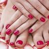 56% Off Manicure and Pedicure