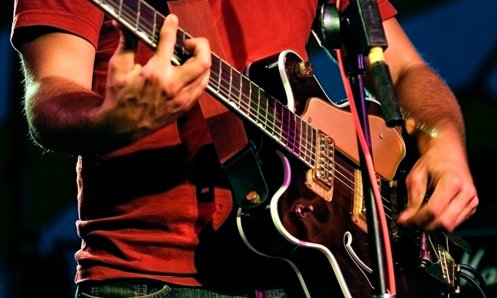 Tim's Guitar Lessons - Olmos Park Terrace: Four or Six One-Hour Private Lessons at Tim's Guitar Lessons (Up to 59% Off)