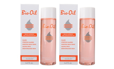 groupon daily deal - 2-Pack of Bio-Oil Scar-Treatment Serum