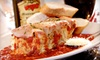 Joey Buona's Pizzeria and Restaurant - Juneau Town: $10 for $20 Worth of Italian Cuisine at Joey Buona's Pizzeria & Restaurant