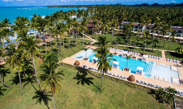 All-Inclusive Viva Wyndham V Samana Stay with Air from Travel by Jen