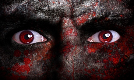 $13 for Haunted House Admission for Two at Scandia Family Fun Center ($25.50 Value)