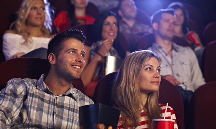 Movie and Popcorn for Two or Four or Movie and Pizza for Two at Brewvies Cinema Pub (Up to 47% Off)