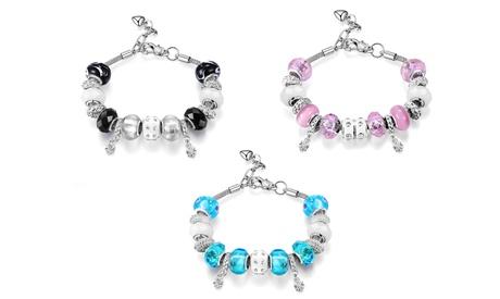 1 o 2 pulseras Philip Jones decoradas con cristales de Swarovski®