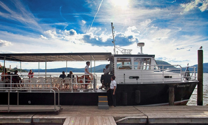Trinity Cruises - Peekskill: $29 for a Sangria & Salsa Cruise or Brews & Blues Cruise for Two from Trinity Cruises ($44 Value)