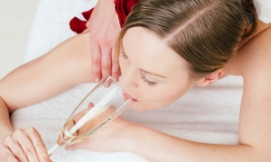 CLP Med Spa: Massage Package or Massage and Facial Spa Package at CLP Med Spa (Up to 73% Off)
