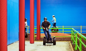 Segway Outback: Segway Experience for Two or Four at Segway Outback (Up to 49% Off). Eight Options Available.