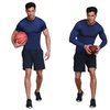 Two Karmas Fit Men's HyperFlex  Compression Shirts