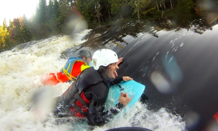 Whitewater River Surfing for One, Two, Four, or Six with Maine Whitewater River Surfing (Up to 53% Off)