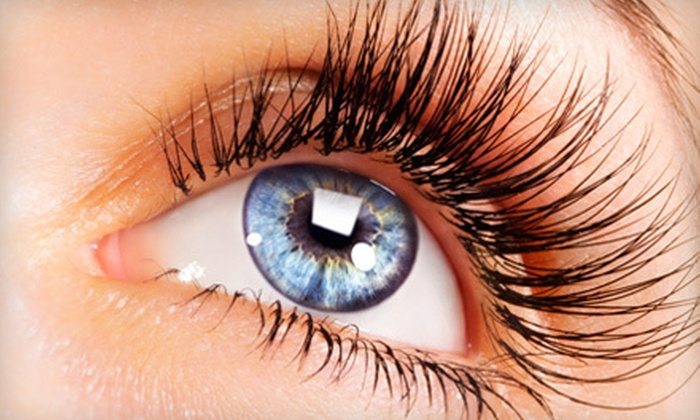 The Exclusive Lash Lounge - Downtown Naperville: Full or Partial Set of Mink Eyelash Extensions, or Mink Eyelash Refill at The Exclusive Lash Lounge (Up to 74% Off)