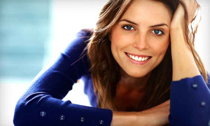 Tansyou Tanning - Walnut Valley: $49 for a BleachBright Teeth-Whitening Treatment at Tansyou Tanning Center (Up to $129 Value)
