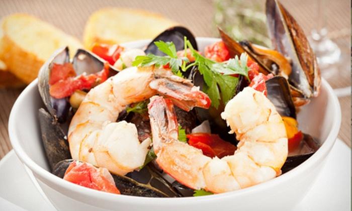 Serafina - Concord: $30 for $60 Worth of Fine Italian Cuisine at Serafina
