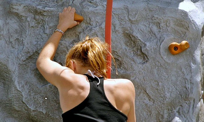 Carolina Adventure Guides - Crowders Mountain Linwood Parking Lot: Rock-Climbing Class or Rappelling Experience for One or Two at Carolina Adventure Guides (Up to 56% Off)