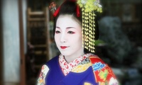 憧れの舞妓さんになれる撮影スタジオ。京都の旅の思い出作りにも最適≪舞妓に変身・撮影プラン(全データ+2L写真付き)≫平日限定 @舞妓体験...