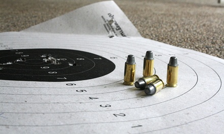 One- or Two-Hour Shooting-Range Package with Gun Rental at Elk Castle Shooting Sports (Up to 83% Off)