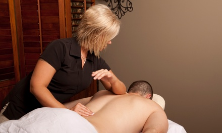 One or Three Custom Therapeutic Massages at Massages by Beverlie (51% Off)
