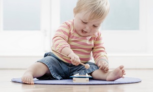 Mommy Time Montessori: Four or Eight Montessori Classes at Mommy Time Montessori (Up to 55% Off)