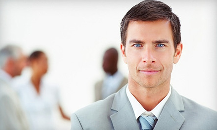 International Hair Restoration Systems - Jacksonville: $99 for Low-Level Laser Hair-Loss Treatment for Three Months from International Hair Restoration Systems ($1,125 Value)