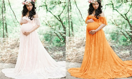 Boho Pregnancy Dress: One ($34.95) or Two ($59.95)