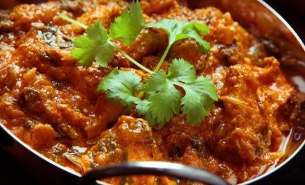 $30 Groupon for Indian Fare - Mehak Indian Cuisine  in Berkeley