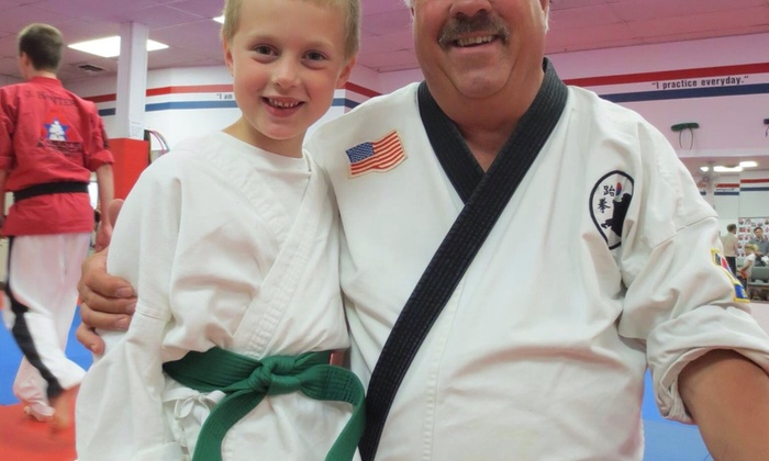 Karate America - Multiple Locations: $50 for $99 Worth of Products — Plumer Karate America