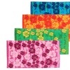 "4-Pack of 30""x60"" Hibiscus Beach Towels"