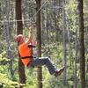 Half Off Zipline Adventure in  French Lick Area