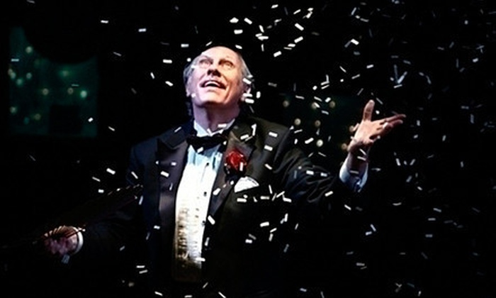 """Magical Nights - Upper East Side: """"Magical Nights"""" Magic Show at Feinstein's at Loews Regency (40% Off). Four Options Available."""