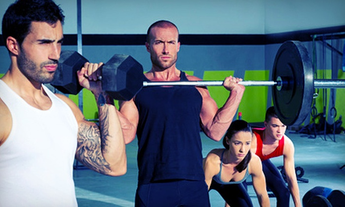Crossfit Cedar Ridge - Edgemont: $50 for Two Beginner Classes and Two Weeks of Unlimited CrossFit Sessions at Crossfit Cedar Ridge ($122.50 Value)