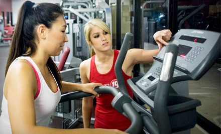 Two-, Four-, or Six-Month Gym Membership with Personal Training at Fitness 19 (Up to 93% Off)
