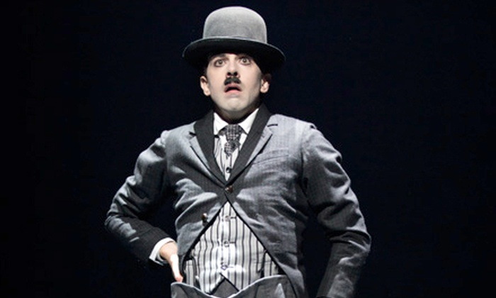 """""""Chaplin: The Musical"""" - Theater District - Times Square: $85 to See """"Chaplin: The Musical"""" on Broadway at The Barrymore Theatre (Up to $135.50 Value)"""