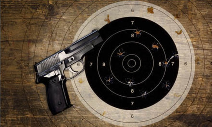 Las Vegas Travel Desk - Grand Canyon Tour & Travel: $115 for a Marksman Package with a Tour, Range Time, Lunch, and a T-Shirt from Las Vegas Travel Desk ($229 Value)