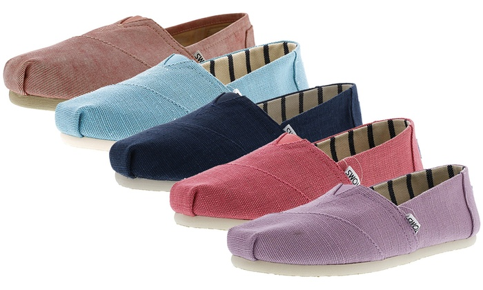 Up To 10% Off on Toms Women s Canvas Shoes  c8b713fa4b