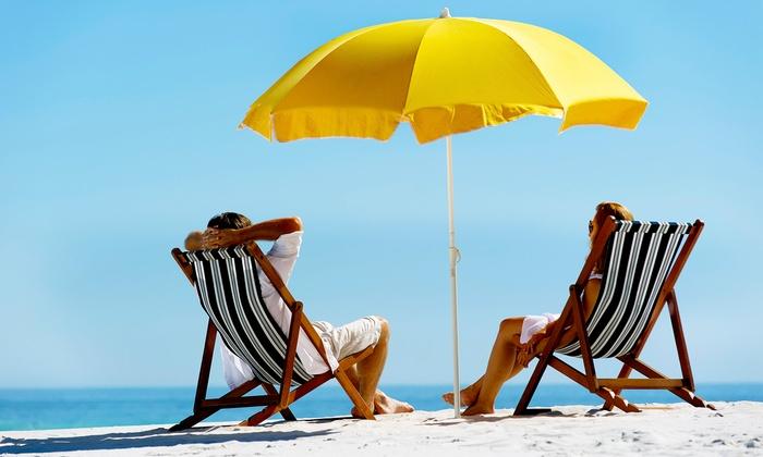 Plage le festival nice deal du jour groupon nice - Matelas pour la plage ...