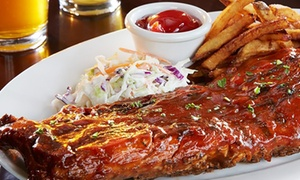 Stanford's Restaurant & Bar: Dinner at Stanford's Restaurant & Bar (Up to 33% Off). Two Options Available.