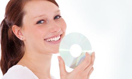 Digitalisierung von 3 oder 5 Videokassetten bei Photo Max (bis zu 87% sparen*)