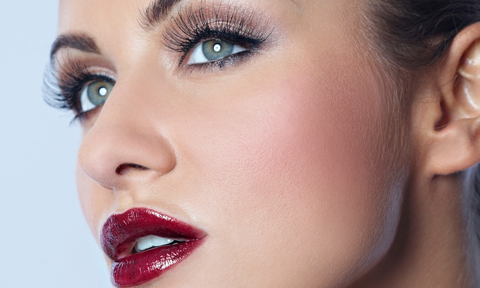 Eye Candy Lash Lounge - Wellington: $95 for a FabuLASH Package with Eyelash Extensions and Touch-Up Visit at Eye Candy Lash Lounge ($185 Value)
