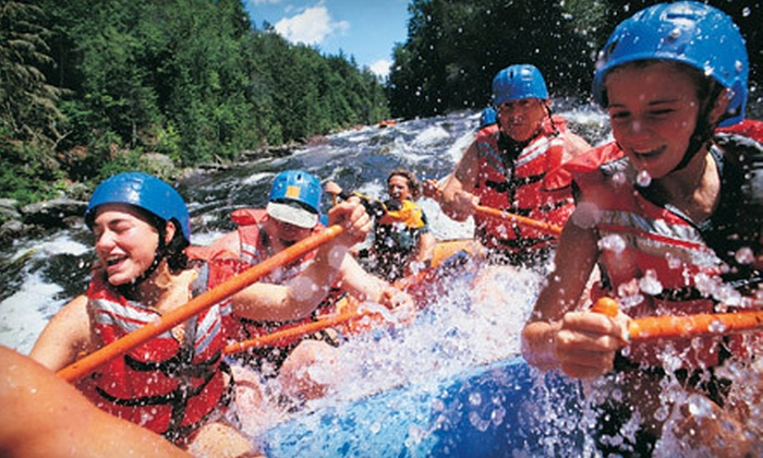 Chase Adventure Outfitters - Eugene: Half-Day Rafting Trip for One, Two, or Four on McKenzie River from Chase Adventure Outfitters (Up to 63% Off)