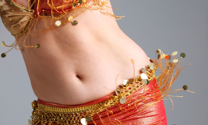 DanceGardenLA - Atwater Village: Five or Eight Beginner Bellydance, Dance-Fitness, and Bollywood Classes at DanceGardenLA (Up to 67% Off)