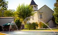 Barsac : 1 à 4 nuits avec visite d'un château de Sauternes et vin, dîner en option, au Domaine de Valmont pour 2